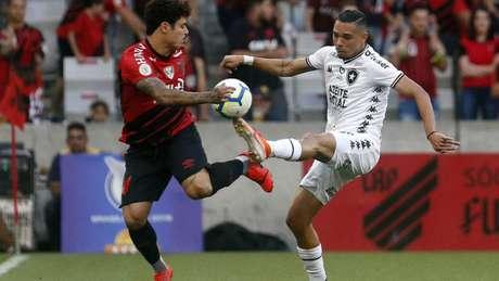 Botafogo segue na luta contra o rebaixamento (Foto: Vitor Silva/Botafogo)