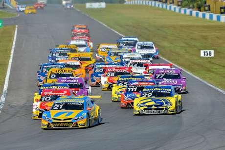 Foto: Duda Bairros/ Stock Car