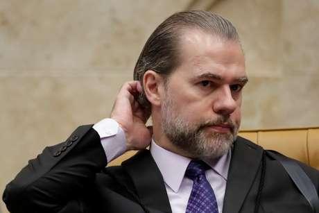 Presidente do STF, Dias Toffoli 07/11/2019 REUTERS/Ueslei Marcelino