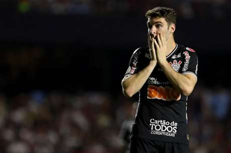 Boselli tem uma contratura muscular na coxa direita e não deve jogar domingo (Foto: Marco Galvão/Fotoarena/Lancepress!)