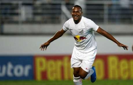 Romarinho marcou um gol, deu uma assistência em dez jogos pela Série B do Brasileirão (Foto: Divulgação)
