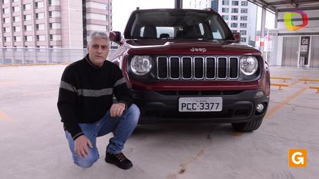 Nosso vídeo com o Jeep Renegade 4x4 Diesel.
