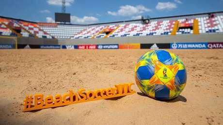 Copa do Mundo de Futebol de Areia será no Paraguai