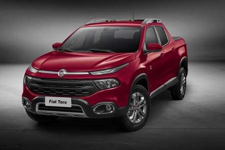 Fiat Toro Freedom Diesel.