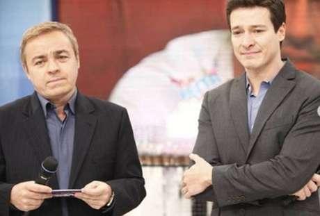 Gugu Liberato e Rodrigo Faro