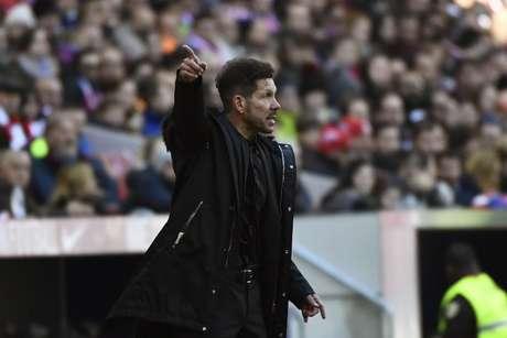 Diego Simeone terá problemas para escalar o Atlético de Madrid (Foto: AFP)