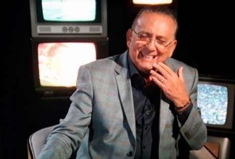 Galvão Bueno é, desde a década de 90, o principal narrador da Globo (Foto: Reprodução/Instagram)