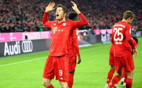 Bayern vem de vitória sobre o Borussia Dortmund (Foto: Divulgação/Bayern)