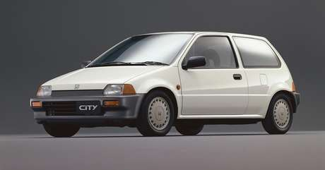 Honda City 1986.
