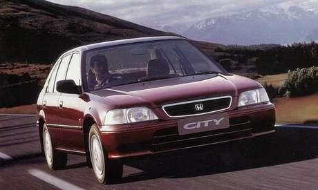 Honda City 1996.