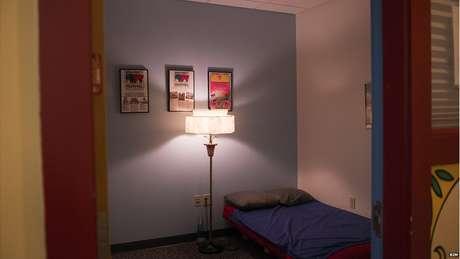 Sala de descanso da empresa Ben & Jerry's foi criada para sonecas de até 20 minutos