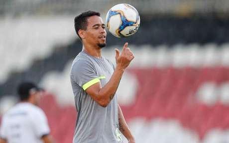Yago Pikachu é um dos jogadores que está há mais tempo no elenco cruz-maltino (Foto: Rafael Ribeiro / Vasco)