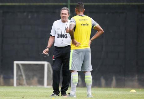 O Vasco já olha para 2020 (Foto: Rafael Ribeiro/CRVG)