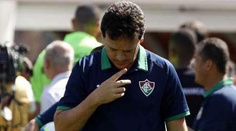 Fernando Diniz foi derrotado três vezes pelo Vasco enquanto estava no Flu (Paulo Sergio/Agencia F8/Lancepress!)