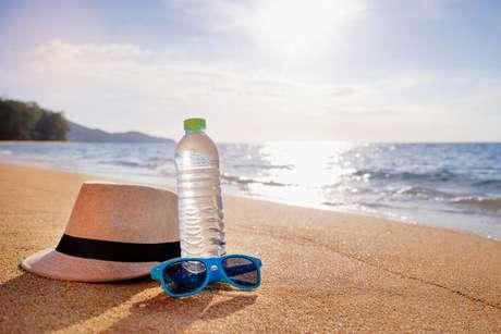 Lembre-se de cuidar da hidratação durante o verão
