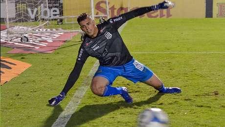 Ponte Preta goleou por 4 a 0 na última partida da temporada (Foto: Reprodução/Ponte Preta)