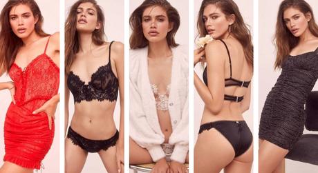 Fotos: Zoey Grossman para Victoria's Secret