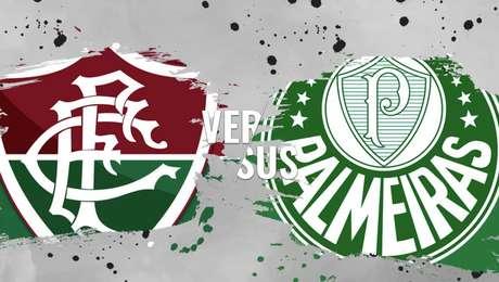 Resultado de imagem para Fluminense x Palmeiras