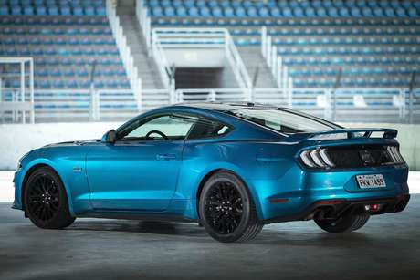 Ford Mustang GT.