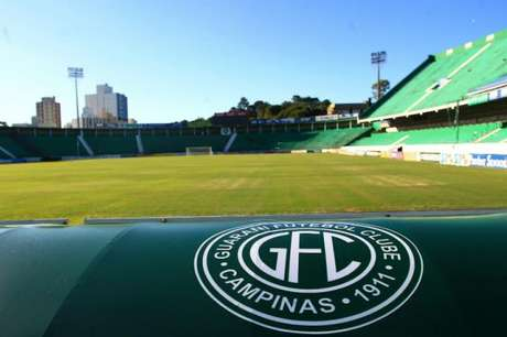 Palmeiras e Goiás se enfrentarão na casa do Guarani (Foto: Sergio Barzaghi/Gazeta Press)