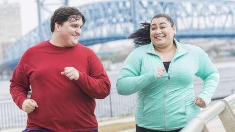 Algumas pessoas podem ser obesas, mas metabolicamente saudáveis