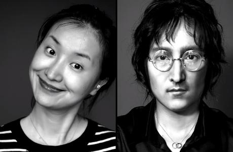He Yuhong tem centenas de milhares de seguidores nas redes sociais por seus vídeos de transformação com maquiagem