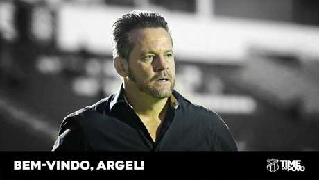 Argel Fucks é anunciado pelo Ceará