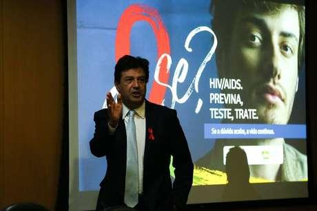 Ministro da Saúde lança campanha de prevenção ao HIV/aids
