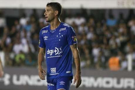 Thiago Neves foi um dos responsáveis pela derrota cruzeirense (Foto: Marcello Zambrana/Cruzeiro)