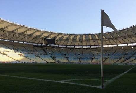 Vasco tenta mandar jogo da última rodada do Brasileirão no Maracanã (Foto: Reprodução / Twitter)