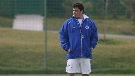 Adílson Batista volta ao Cruzeiro quase dez anos depois da sua primeira passagem- (Acervo Lancepress!)