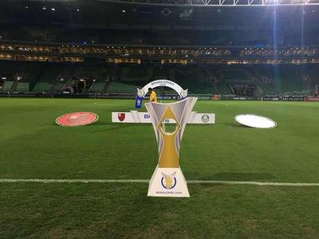 Allianz Parque será palco do confronto entre Palmeiras e Flamengo neste domingo (Foto: Divulgação)