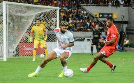 Em edição anterior, festa no Maracanã recebia Gabigol, atualmente no Flamengo (Alexandre Neto/Photopress)