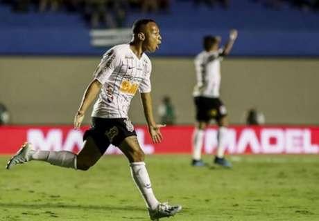 Janderson tem um gol com a camisa do Corinthians (Rodrigo Gazzanel/Agência Corinthians)