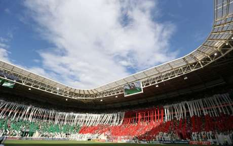 Os palmeirenses serão torcida única neste domingo, contra o Flamengo, no Allianz (Cesar Greco/Agência Palmeiras)
