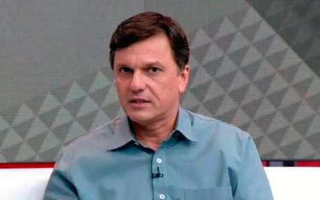 Mauro Cezar Pereira é comentarista esportivo na ESPN Brasil (Foto: Reprodução)