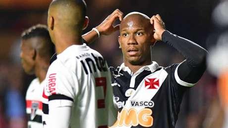 Ribamar na derrota do Vasco para o São Paulo Eduardo Carmim/Photo Premium/Lancepress!
