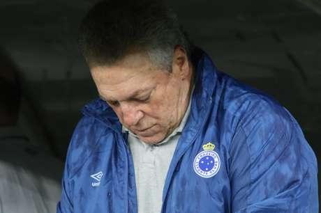 Abel Braga deixou o comando do Cruzeiro nesta sexta-feira (Foto: Doug Patrício/Fotoarena/Lancepress!)