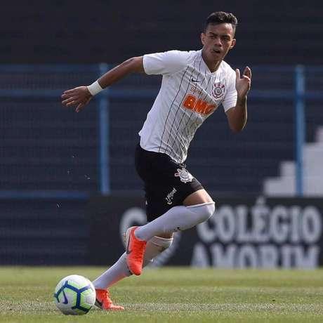 Kelvin chegou ao Corinthians no segundo semestre da temporada (Divulgação)