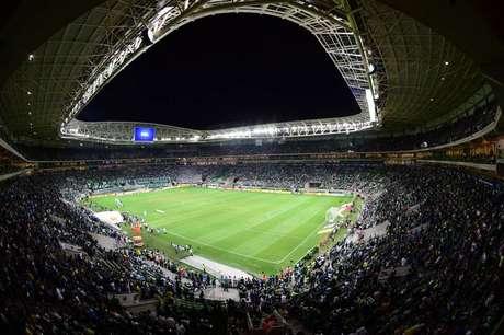 Torcida do Flamengo não poderá comparecer ao Allianz Parque (Foto: Djalma Vassão/Gazeta Press)