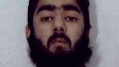 Usman Khan, de 28 anos, já havia sido preso por sua participação em um plano para bombardear a bolsa de valores da cidade.