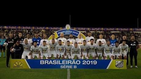 Bragantino conquistou o título da Série B