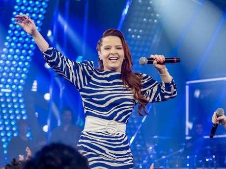 Maiara e Maraisa são apresentadoras do 'Só Toca Top', da TV Globo