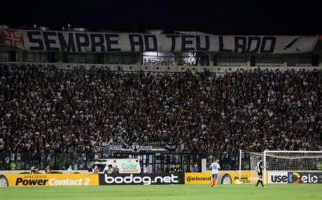 Vasco já passou dos 100 mil sócios-torcedores (Foto: Divulgação/Vasco)