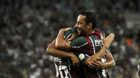 Tricolor tem apenas 1% de chance de ser rebaixado (MAILSON SANTANA/FLUMINENSE FC)