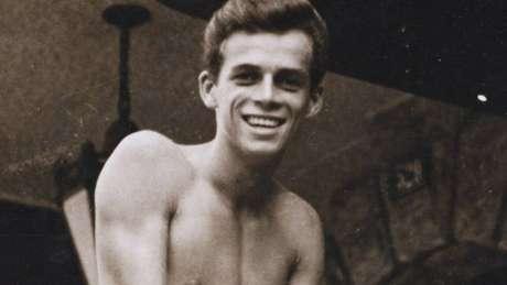 Stuart Angel foi bi-campeão carioca pelo Flamengo (Reprodução)