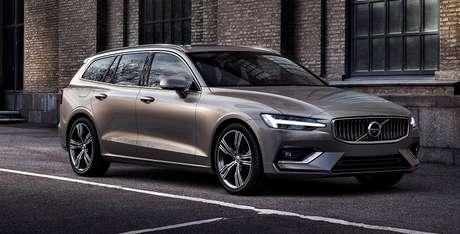 Salvem as peruas! Como não amar a perua Volvo V60?