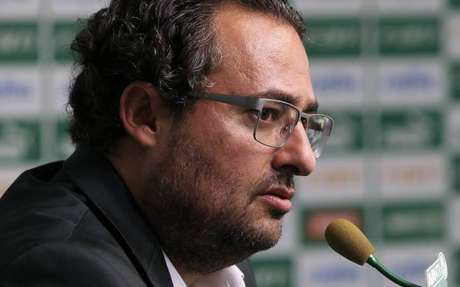 Alexandre Mattos não é mais diretor de futebol do Palmeiras (Foto: Cesar Greco/SEP)