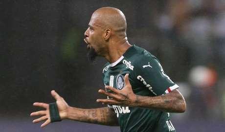 Felipe Melo não jogava desde o dia dois de novembro (Foto: Divulgação/SEP)
