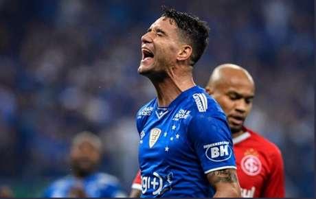Thiago não teve o seu prazo de recuperação divulgado pelo Cruzeiro-(Estádio Mineirão/Agência I7)